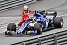 Bildergalerie: Formel-1-Huckepack mit Vettel und Wehrlein