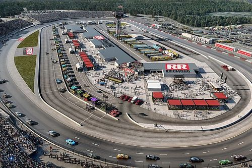 Rebranded Richmond Raceway to get $30 million dollar facelift