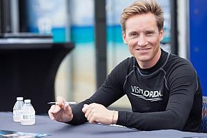 WEC Breaking news Van der Zande added to DragonSpeed LMP1 line-up