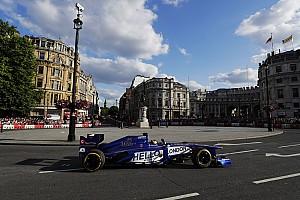 En 2018 se podrán usar autos de F1 actuales para eventos en ciudades