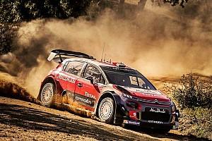 WRC Actualités Loeb