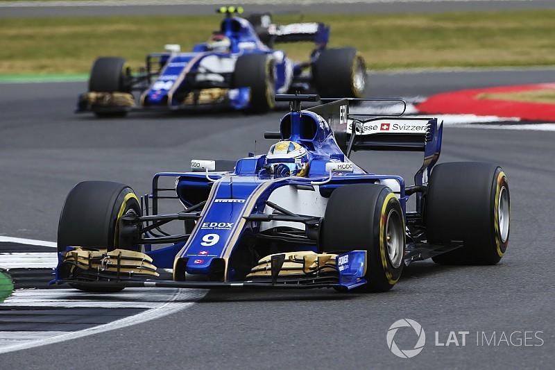 Ericsson, Sauber'in büyük Macaristan güncellemesinden umutlu