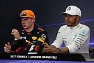 """Hamilton arra gondolt a japán futamon, """"Jesszus"""", milyen fiatal Verstappen"""