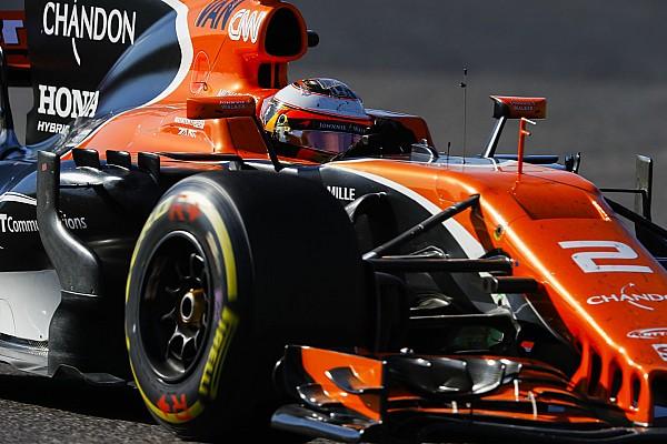 Vandoorne sofre punição de grid para GP dos EUA