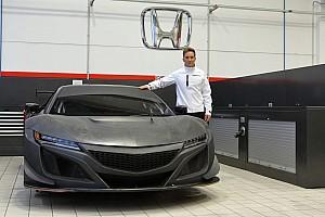 GT Nieuws Van der Zande met Honda NSX naar Macau