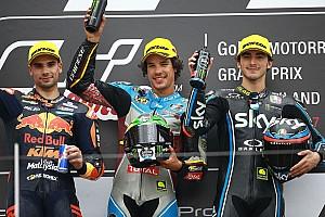 Moto2 Résumé de course Échec et mat pour Morbidelli face à Lüthi