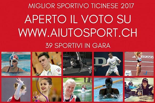 """Special projects Ultime notizie Comini o la Scolari """"Miglior Sportivo Ticinese dell'Anno""""?"""