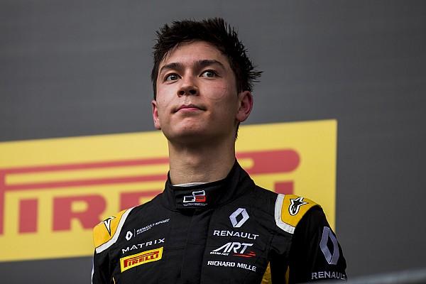 F1 速報ニュース GP3参戦中のエイトケン、ヘレスで初F1走行。2012年マシンでテスト