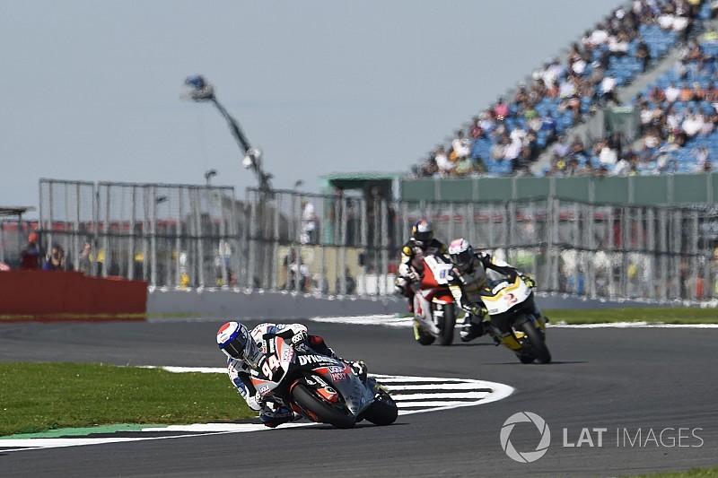 Suter volta atrás e desiste de abandonar Moto2