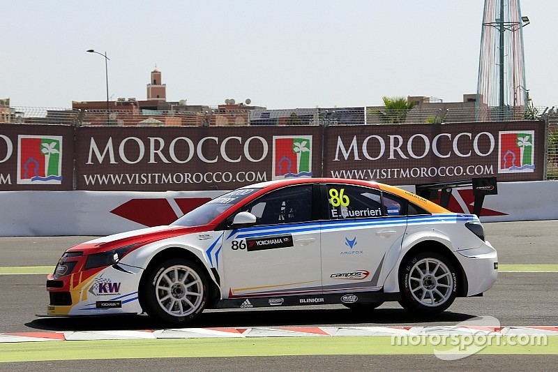 Marrakesh WTCC: Guerrieri takes maiden win in opener