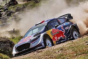 WRC Resumen de la etapa Ogier manda en el Rally de Portugal