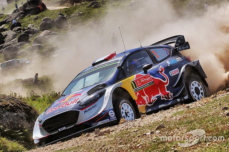 Ogier et Ingrassia remportent le Rallye du Portugal !