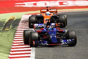 Formule 1 Actualités Honda motorisera Toro Rosso à partir de 2018