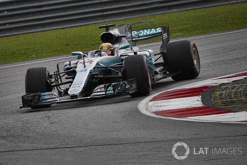 Hamilton & Mercedes staunen: 4 Gründe für die Wunder-Pole