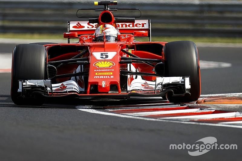 Tes F1 Hongaria: Vettel tercepat sesi pagi, Kubica ketujuh