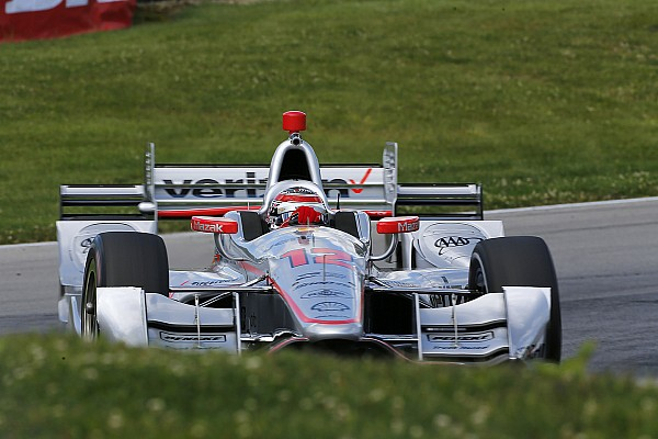 IndyCar IndyCar Mid-Ohio: Power verslaat Newgarden voor pole