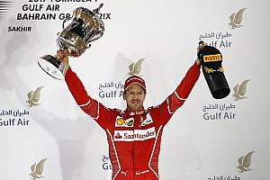 Formule 1 Statistiques Stats - Vettel et Ferrari, rois du désert