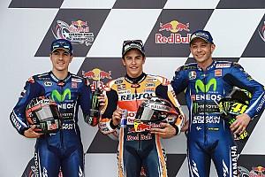 MotoGP Результаты Гран При Америк: стартовая решетка