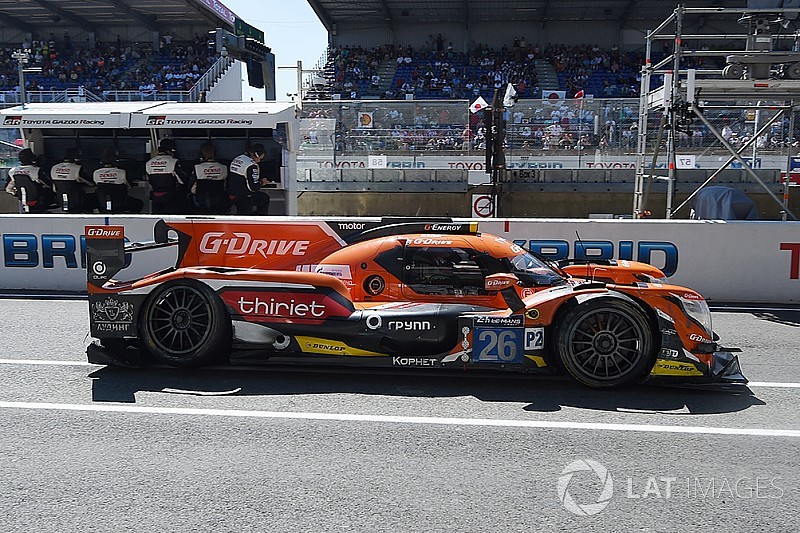 rusinov le mans carryover penalty very harsh on team. Black Bedroom Furniture Sets. Home Design Ideas
