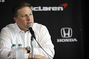 "Formule 1 Interview Zak Brown : ""Nous devons rendre la F1 plus accessible aux fans"""
