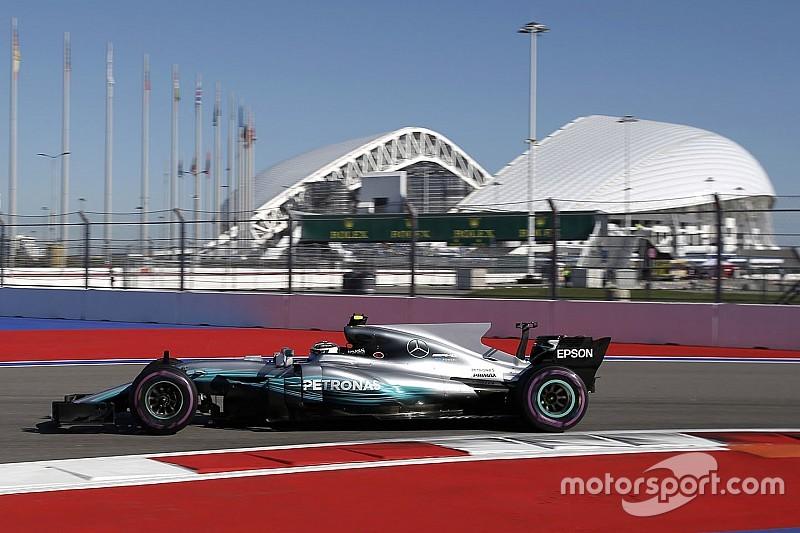"""Bottas: """"Hacer funcionar el ultrablando es clave para Mercedes"""""""