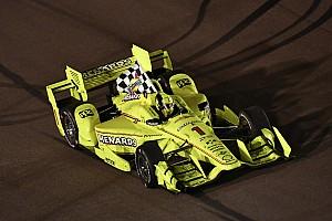 IndyCar Gara Simon Pagenaud firma la sua prima vittoria su ovale a Phoenix