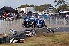 Supercars VIDEO: fuerte choque en la carrera de Supercars