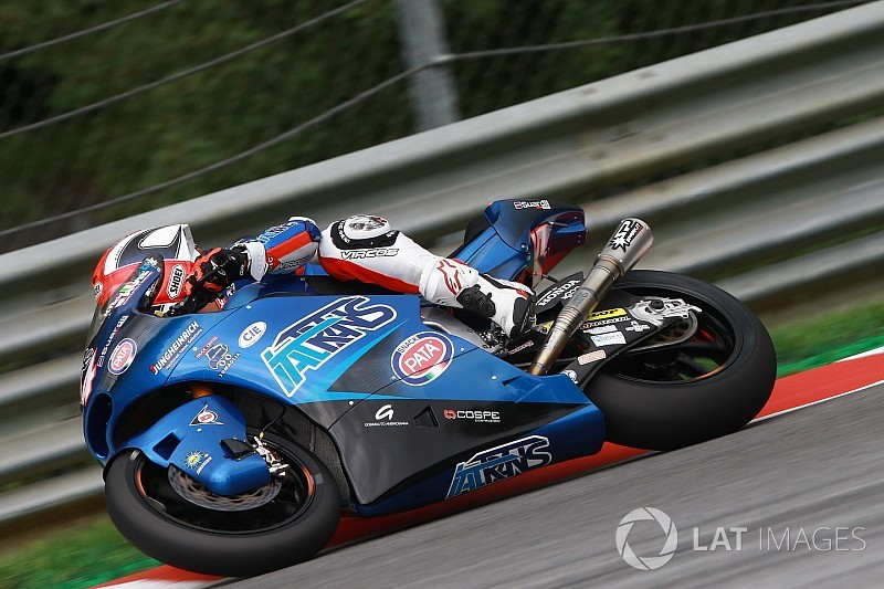 Pasini supera Morbidelli por 0s001 e é pole na Áustria