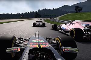 El videojuego de la F1 2017 tendrá los nuevos formatos de carrera