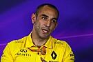 Fórmula 1 Renault crê em falta de recursos para lutar pelo título