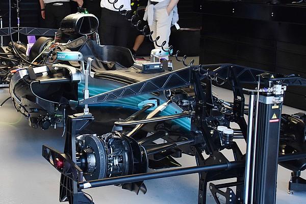 Formula 1 Ultime notizie Sospensioni: per la FIA Mercedes e Red Bull si sono messe in regola