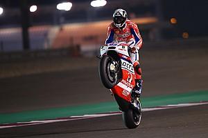 MotoGP Practice report MotoGP Qatar: Redding pimpin FP2, Vinales terjatuh