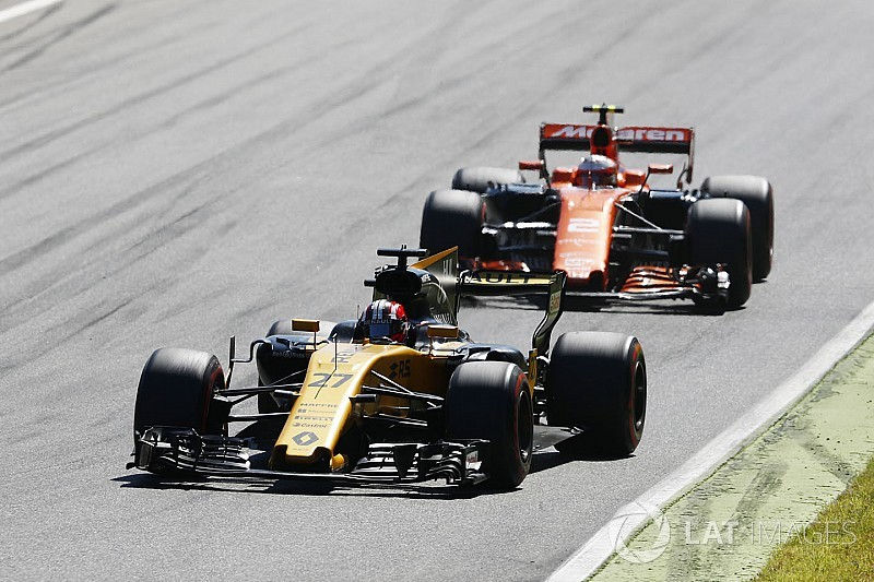 McLaren décrit un moteur Renault plus fiable et plus puissant