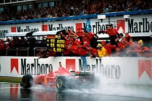 F1 Top List Cumpleaños 49 de Schumacher, recordamos sus 10 mejores victorias en F1