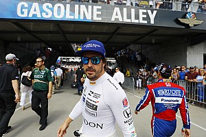 IndyCar News Fernando Alonso über Wechsel zu IndyCar: