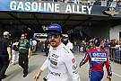 IndyCar Alonso: Hijrah ke IndyCar,