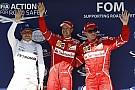 Гран Прі Угорщини: перший ряд у Ferrari