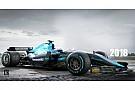 Jaguar F1 dönse nasıl olur?