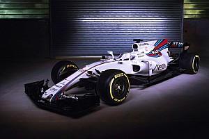 Williams, 2017 F1 aracı FW40'ın ilk