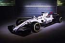 Williams présente la véritable FW40