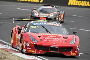 Endurance Qualifying report Bathurst 12 Hour: Vilander puts Ferrari on provisional pole
