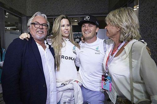 الآباء والأبناء في الفورمولا واحد: شوماخر، هيل، روزبرغ