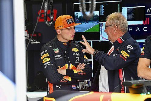"""F1 - Verstappen considera Marko """"como um pai"""": """"Ele é direto, eu gosto disso"""""""