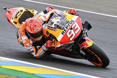"Marquez: ""Non vedo nessun pilota Honda in lotta per la vittoria"""