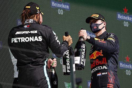 Wolff: Verstappen not only future option as Hamilton successor