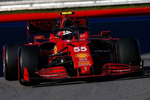 Анализ: потенциал Ferrari в Сочи выше, чем кажется