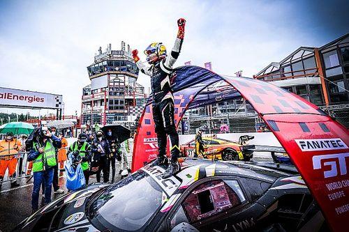 "Iron Lynx Ferrari: Pier Guidi's drive ""history making"" in Spa 24 Hours win"