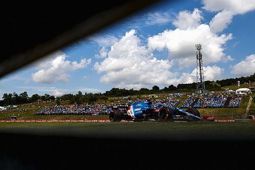 "Alonso: ""No esperábamos ir tan bien"""