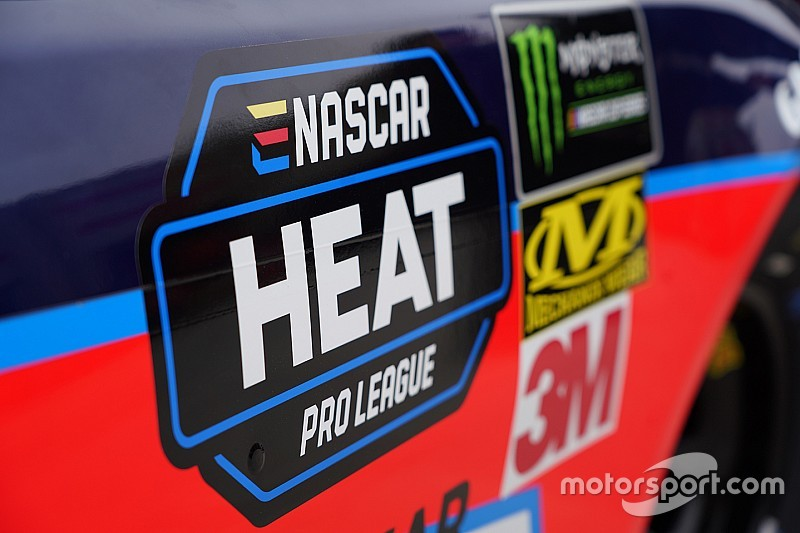 Inaugural eNASCAR Heat Pro League draft to be held at ISM Raceway