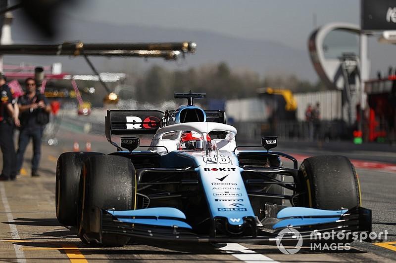 Williams modifikasi mobil untuk pastikan FW42 legal